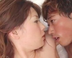 【無修正 沢井亮】69で舐め合いっこ♥喘ぎ声をあげて感じまくるカップルの、愛情確認の激しめセックス