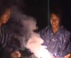 【BL 女性向け】花火で遊んだ後に今度は自分たちが激しく燃え上がっちゃう!