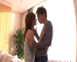 エロメン沢井亮さんと見つめ合いながらのイチャイチャセックス