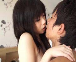 初々しい反応の色白美少女とエロメン月野帯人のホテルでラブラブセックス
