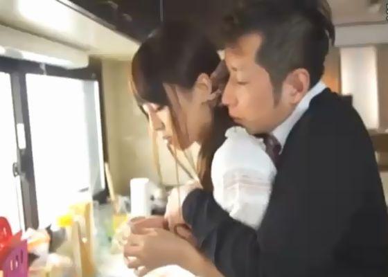 朝から元気にエッチな旦那様のエロメン大沢真司さんに抱かれて幸せいっぱいの人妻