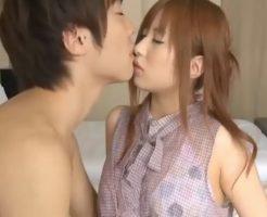 優しそうな男性彼氏のエロメン貞松大輔といちゃラブセックス
