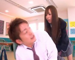 【志戸哲也 女性向け】エッチなことに興味深々の同級生と教室でひょんなことからセックスしちゃうJK