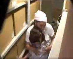 【イケメン 女性向け】倉庫の監視カメラが捕らえた美女とガテン系イケメンの仕事中のセックス風景