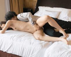 【ムータン 女性向け】塩顔イケメンのお兄さんに、首筋から始まり身体のいたる所にキスされてゾクゾクしながら淫らになっちゃう