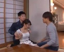 【藍井優太 女性向け】息子に内緒で友達とエッチな関係になっちゃうイケナイお母さん