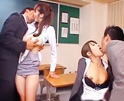 【しみけん 黒田悠斗 女性向け】教師としての新人研修って名目だったのに、内容が普通じゃない!?アブノーマルなシチュエーションで玩具で指を挿入られながらアソコを弄られて達しちゃいそうになっちゃう・・・