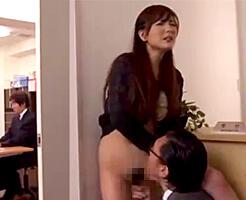 【田渕正浩 女性向け】壁の向こうでは付き合っている人がいるのに…!凌辱プレイをされて感じてしまう。。そのまま会社のデスクで…