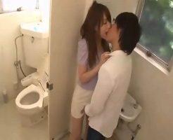 【貞松大輔 女性向け】彼氏に求められて下着を着けずにコンビニデート♪恥かしいけどドキドキが止まらないから、そのままトイレで…