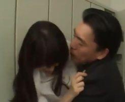 【田淵正浩 女性向け】優しそうなダンディな上司に突然ロッカールームで襲われて…