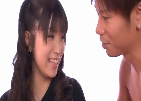 【無修正 小田切ジュン 女性向け】かっこいいけどヤラシイお兄ちゃんに見つめられて恥ずかしいけど