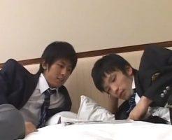 【BL】男子高校生が制服で男同士でイイトコロを攻めて気持ちよくなる 女性向け無料アダルト動画