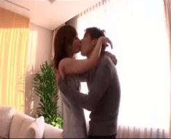【沢井亮】見つめ合いながらソフトキスからディープに…ひたすら舌を絡めながら体を求め合うラブラブセックス 女性向け無料アダルト動画
