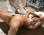【マジックミラー号】「ちょっと待って!!」初めての乳腺マッサージに痙攣しながら潮吹きイキ 女性向け無料アダルト動画