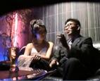 キャバクラのVIPルームでお得意さんに枕営業エッチ 女性向け無料アダルト動画