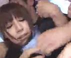 バスで男たちに囲まれて痴漢され、身動きがとれないまま服を破られ集団で無理やり… 女性向け無料アダルト動画